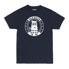 Doctor Who Talk Dalek To Me Officially Licensed Adult T-shirt