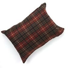 DOWNY PLAID STRIPES WARM FLEECE SHEET SET FLAT FITTED KING QUEEN TWIN FULL NEW