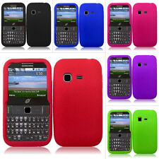 For Samsung Freeform M T189N S390G Colorful Silicone Gel Skin Soft Case Cover