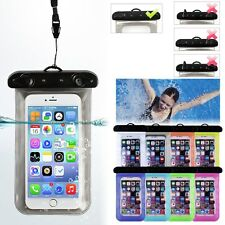 Sand/Snow/Waterproof Underwater Dry Pouch Case Bag For Mobile Cell Phone MP3/MP4