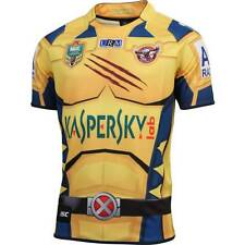Manly Sea Eagles ISC 2014 NRL Marvel Wolverine Kids Jersey Size 6-14! BNWT's!