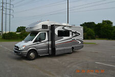 2008 Winnebago View 24' Mercedes Diesel Engine Diesel Generator No Reserve