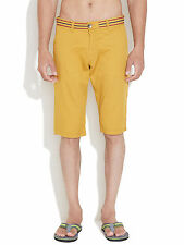 SDL by Sweet Dreams Natural Classic Ease Shorts (S5ASDLMSPR522)
