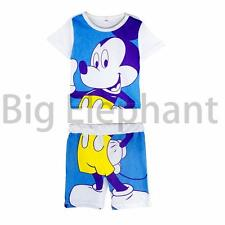 Sale Baby Boys T-shirt+Shorts Suit Kids Clothes Mickey Sets Outfits for 0-4Y D54