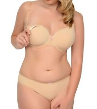La Leche League/QT Intimates Molded Micro T-Shirt Nursing Bra - N3456
