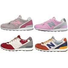 New Balance WR996 D Suede Womens Classic Retro Running Shoes Sneakers Pick 1