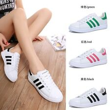 New Korean Womens Girls Lace Oxfords Flats low Breathable Casual Board Shoes N35