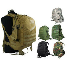 US Army Tactical Hiking Hunting 3Day Molle Assault Backpack