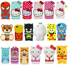 3D Cartoon Super Hero Soft Silicone Back Case Cover For Samsung Galaxy Note 4 J1