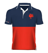 Sydney Roosters NRL 2015 Navy & Red ISC Cotton Polo Shirt Sizes S-5XL!