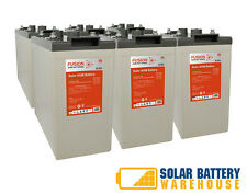 12V/24V/48V 920 AH OFF GRID SOLAR DEEP CYCLE AGM BATTERY BANK