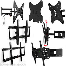 Plsama Ultra Slim Tilt Swivel TV wall mount bracket for 10-70 inch VESA 50-400mm