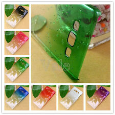 Crystal Clear Natural Water Raindrop Hard Back Case Guard For Samsung Galaxy A5