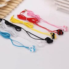Kiss Love Stereo 3.5mm In Ear Headphone Earphone Earbud for Cellphone MP3/4