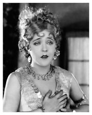 Movie Actress Mae Murray Silent Film Publicity Photo Free Shipping