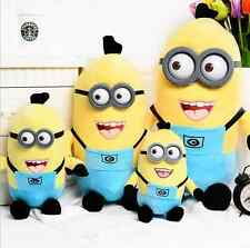 Despicable Me Plush Soft Kids Toy In Movie Minion Minions 3D Eye Doll 10-20inch