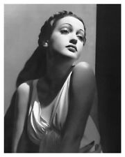 Movie Star Actress Sexy Dorothy Lamour Silver Halide Glamour Photo Free Shipping