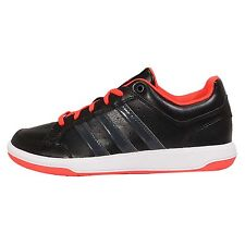 Adidas Oracle VI 6 STR PU Black Navy Solar Red Mens Tennis Shoes Sneakers S41858