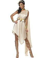 Adult Sexy Roman Toga / Greek Athena Goddess Ladies Fancy Dress Costume Outfit
