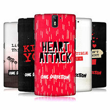 OFFICIAL ONE DIRECTION 1D TAKE ME HOME HARD BACK CASE FOR ONEPLUS ASUS AMAZON