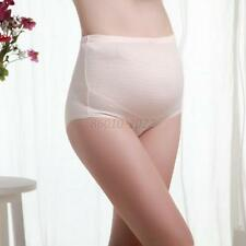 NEW Women Maternity Briefs Pregnancy Underwear 100% Cotton Maternity Panties B21