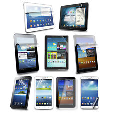 Lot 3X Clear LCD Screen Protector Film Guard Shield for Samsung Galaxy Tab2 Tab3