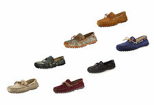 Cole Haan Men's Grant Canoe Camp Moccasin Slip-On Slipper Loafer, Several Colors