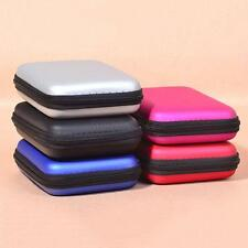 Mini Portable 2.5 inch WD HDD Carry Case External Hard Drive Bags Wholesale B64