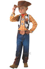 SALE Kids Licensed Disney Toy Story Cowboy WOODY Boys Fancy Dress Costume Outfit