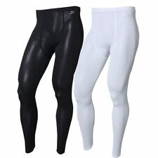 Mens Thermal Underwear Compression Long Pants Base Layer Napping Fabric PSM