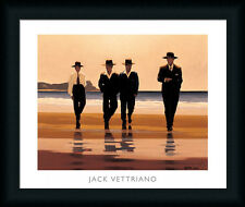 The Billy Boys by Jack Vettriano Roaring Twenties 20x16 Framed Art Print Picture