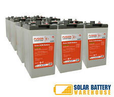 12V/ 24V/ 48V 460 AH OFF GRID SOLAR DEEP CYCLE AGM BATTERY BANK