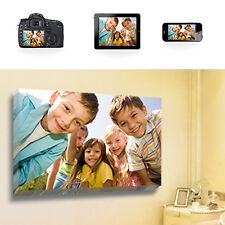 Your Photo/Image on to Box Canvas Print 50.8cm x 40.6cm Inches Eco-Friendly Inks