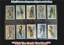 ☆ Gallaher - Aeroplanes 1939 (G) ***Pick The Cards You Need***