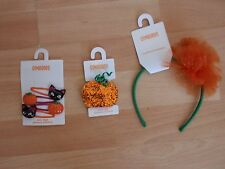 NWT GIRLS GYMBOREE HAPPY HARVEST HEADBAND, HAIR CLIPS U PICK!!
