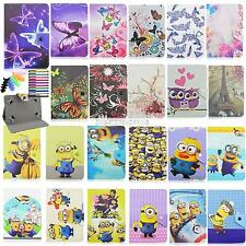 """Universal PU Leather Case Cover For Most 9.7"""" 10"""" 10.1""""Tablet PC butterfly"""