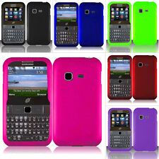 For Samsung Freeform M T189N S390G Colorful Rubberized Hard Case Cover Accessory