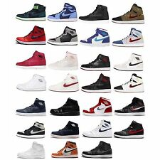 Nike Air Jordan 1 Retro High / High Strap / Mid Nouveau  Mens Shoes Pick 1