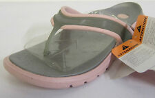 Unisex Synthetic Crocs 'Prepair Flip' Cotton Candy/Silver- Great Price