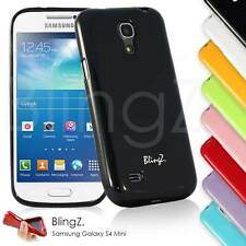 Soft Silicone Rubber Case Skin Cover For Samsung Galaxy S4 Mini