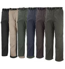 CRAGHOPPERS MENS CLASSIC KIWI TROUSERS IN 9 COLOURS OUTDOOR WALKING TROUSER