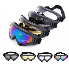 UV Protection Ski Snowboard Skate Goggles Motorcycle Off-Road Cycling Glasses