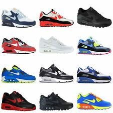 Nike Air Max 90 Leather Youth Trainers