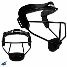 Champro Sports The Grill Softball Fielders Face Mask Black (NEW) Lists for: $30