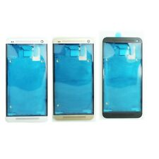 us NEW Repiarment Faceplate Bezel Middle Frame Front Housing For HTC One 801e M7