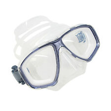 Scuba Titanium Blue Dive Mask NEARSIGHTED Prescription RX Optical Lenses