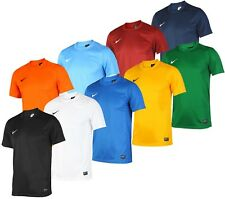 Nike Mens Dri-Fit Swoosh Sports Training Gym T-Shirt Tee Soccer Football Shirt