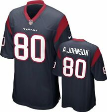 Nike NFL Youth Houston Texans Andre Johnson #80 Game Jersey, Navy