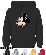 Mens Womens Cute Cartoon Disney Star Mickey Mouse Cotton Blend Sweatshirt Hoodie