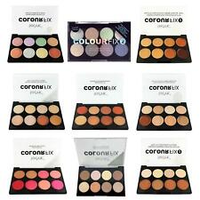 Contour Palette Cream Pressed Powder Concealer Kit Technic Colour Fix